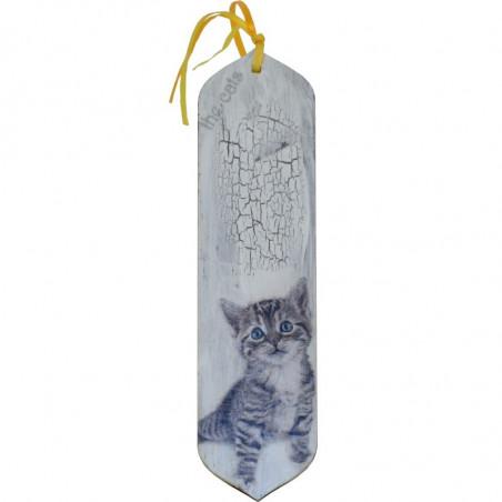 zakładka z kotkiem Cute kittens