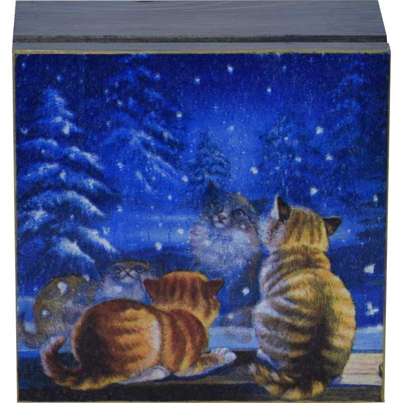 Herbaciarka w koty prezent