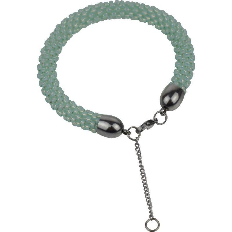 Bransoletka z łańcuszkiem w ślicznej barwie na prezent