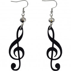 Cello Wrench Earrings