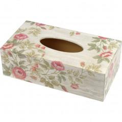 Ozdobne pudełko na chusteczki