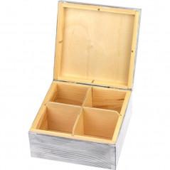 pudełko na herbatę i inne drobiazgi