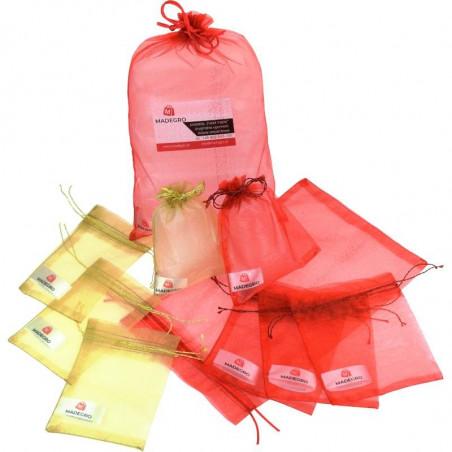 torebki z organzy na prezenty madegro