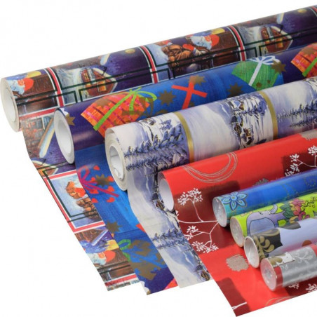 papier kolorowy ozdobny na prezenty madegro
