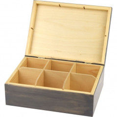 Pudełko na herbatę Domek nad Morzem