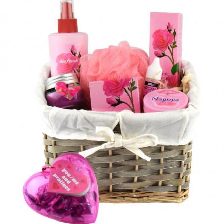 Zestaw prezentowy Róża Bułgarii  - zestaw kosmetyków