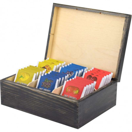 tea box for home and office, for two in Paris