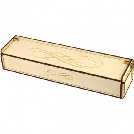 szkatułka na prezent z własnym grawerunkiem