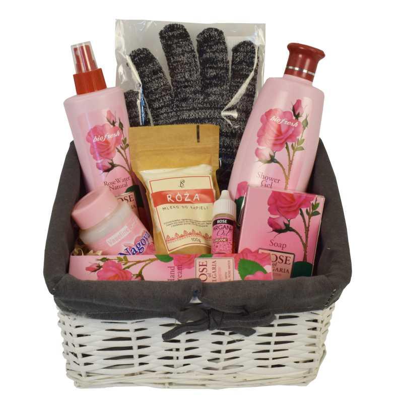 Zestaw kosmetyków na prezent dla Anny