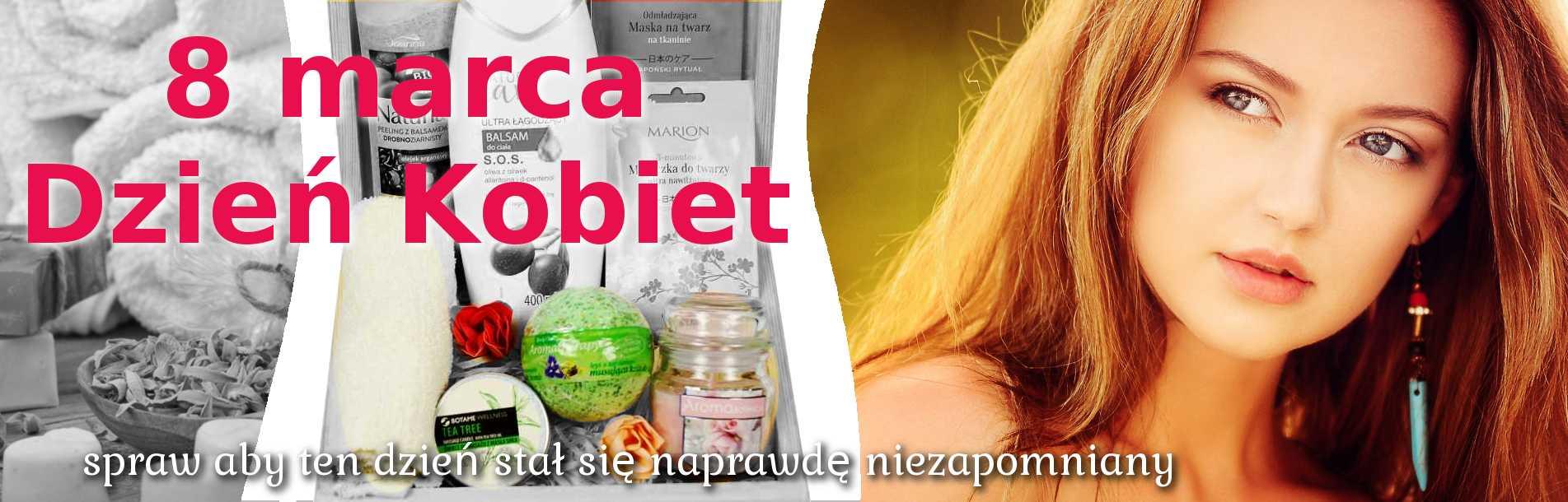 Kosmetyki domowe SPA na Dzień Kobiet